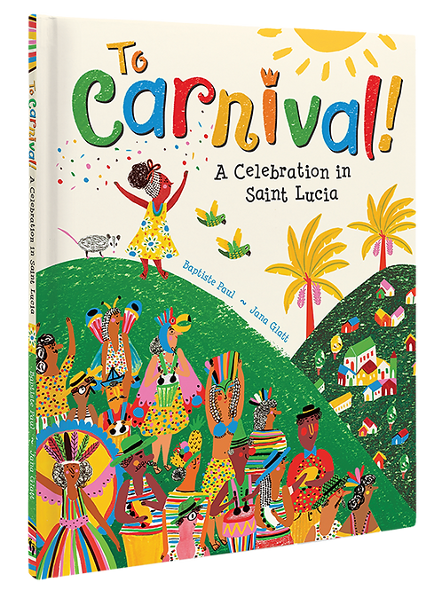 BB22 - To Carnival! A Celebration in Saint Lucia