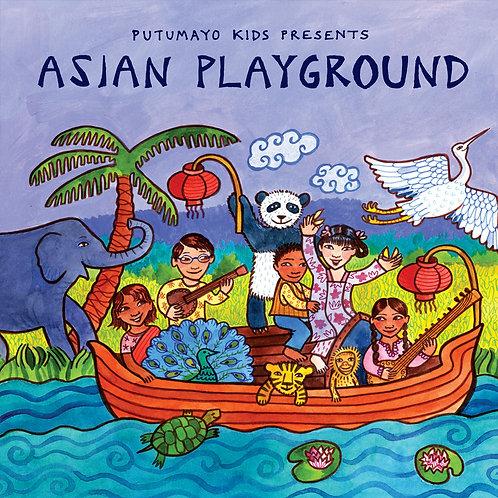 351 - Asian Playground