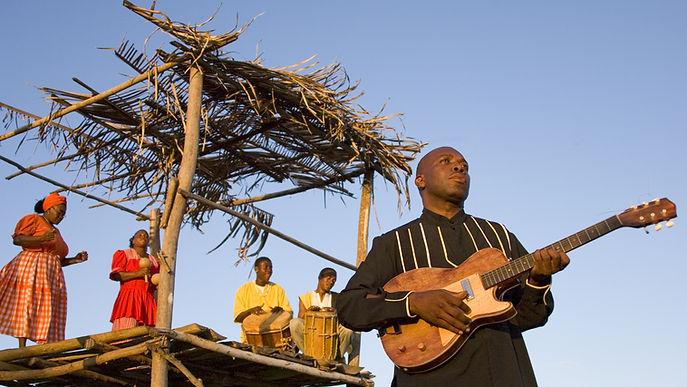 Andy Palacio and The Garifuna Collective