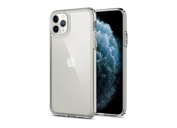 iPhone 11 Pro Max Spigen Crystal Hybrid Crystal Clear