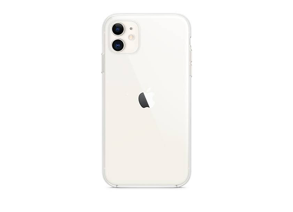 iPhone 11 - Apple Clear Case
