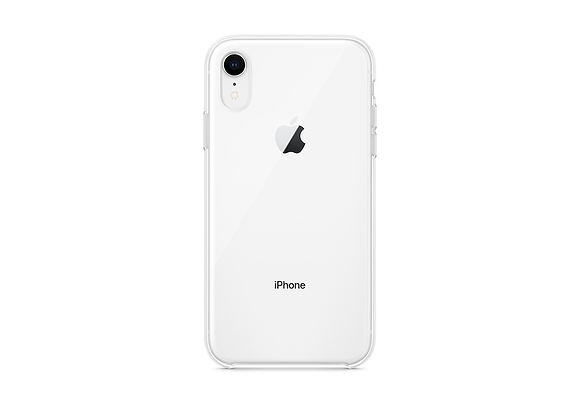 iPhone XR Apple Clear Case