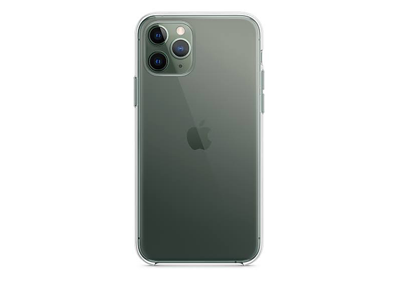 iPhone 11 Pro - Apple Clear Case