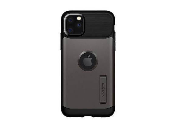 iPhone 11 Pro Spigen Slim Armor Gunmetal