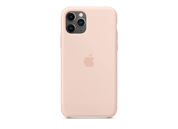 iPhone 11 Pro - Apple Silicone Case/Pink Sand