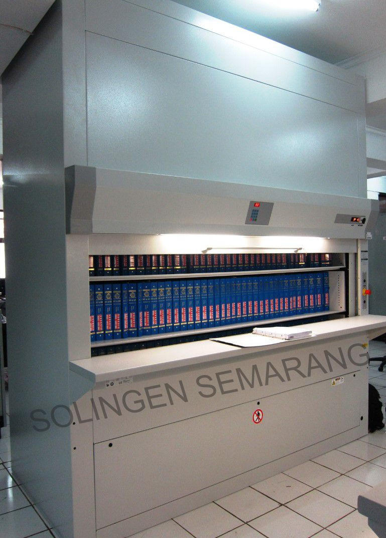 Lektriever Automatic Storage System