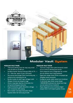 SOLINGEN MODULAR VAULT SYSTEM