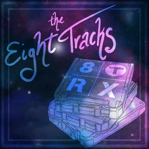 8TRX Album Cover Boston A Cappella The Eight Tracks