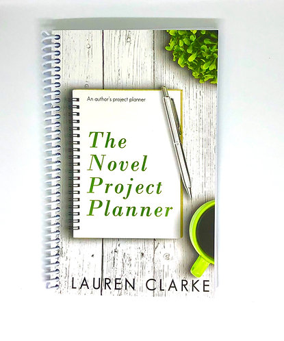 The Novel Project Planner