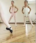 ballet eveil danse classique enfant