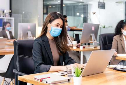 Worker safety is a priority during and after the COVID-19 pandemic