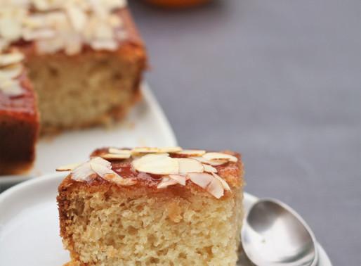 Eggless Honey Cake