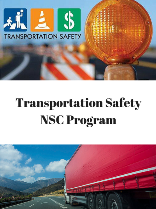 National Safety Code (NSC) Customized Program for Commercial Vehicles