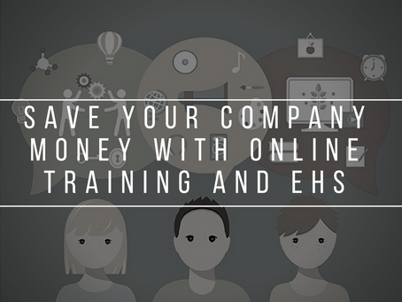 Save Money with Online Safety Training