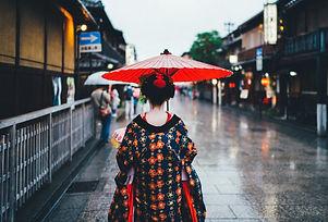祇園のひる遊び