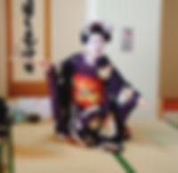 ★914 梅たえさん 舞妓ランチ、舞妓お点前_191031_0025.jpg