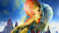 alien woman three