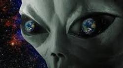 alien strange