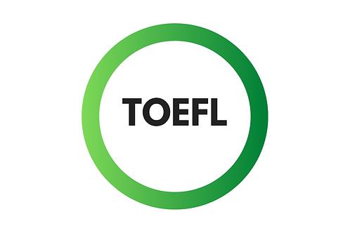 TOEFL 1-On-1