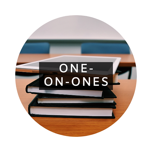 One-on-one Class (Master)