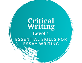 l1: essential skills for essay writing