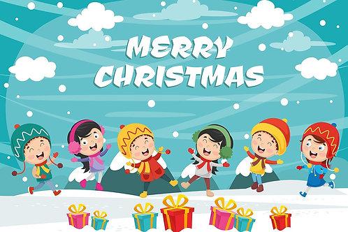 Christmas Kids Adventure  (K - G3)