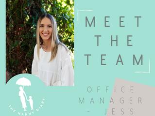 Meet the Team - Jess (Office Manager)