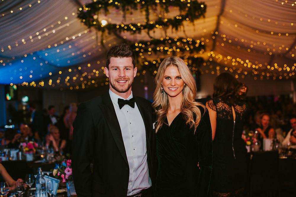 Bryce Gibbs & Lauren Tscharke