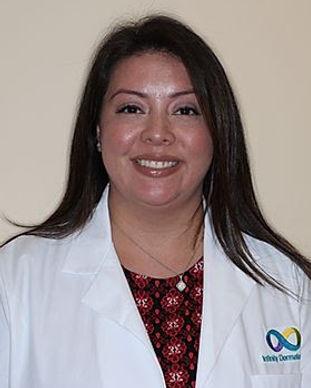 Milena Bonilla of Infinity Dermatology