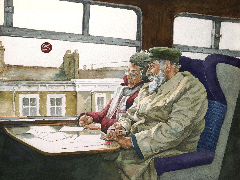 Cambridge Train
