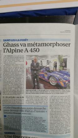 Article Parisien Ghass