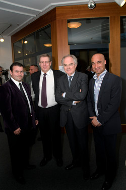 Vincent Ducrey, Patrice vuillard, Bernard de Faubournet de Montferrand, Ghass