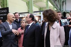 Président Hollande - GHASS