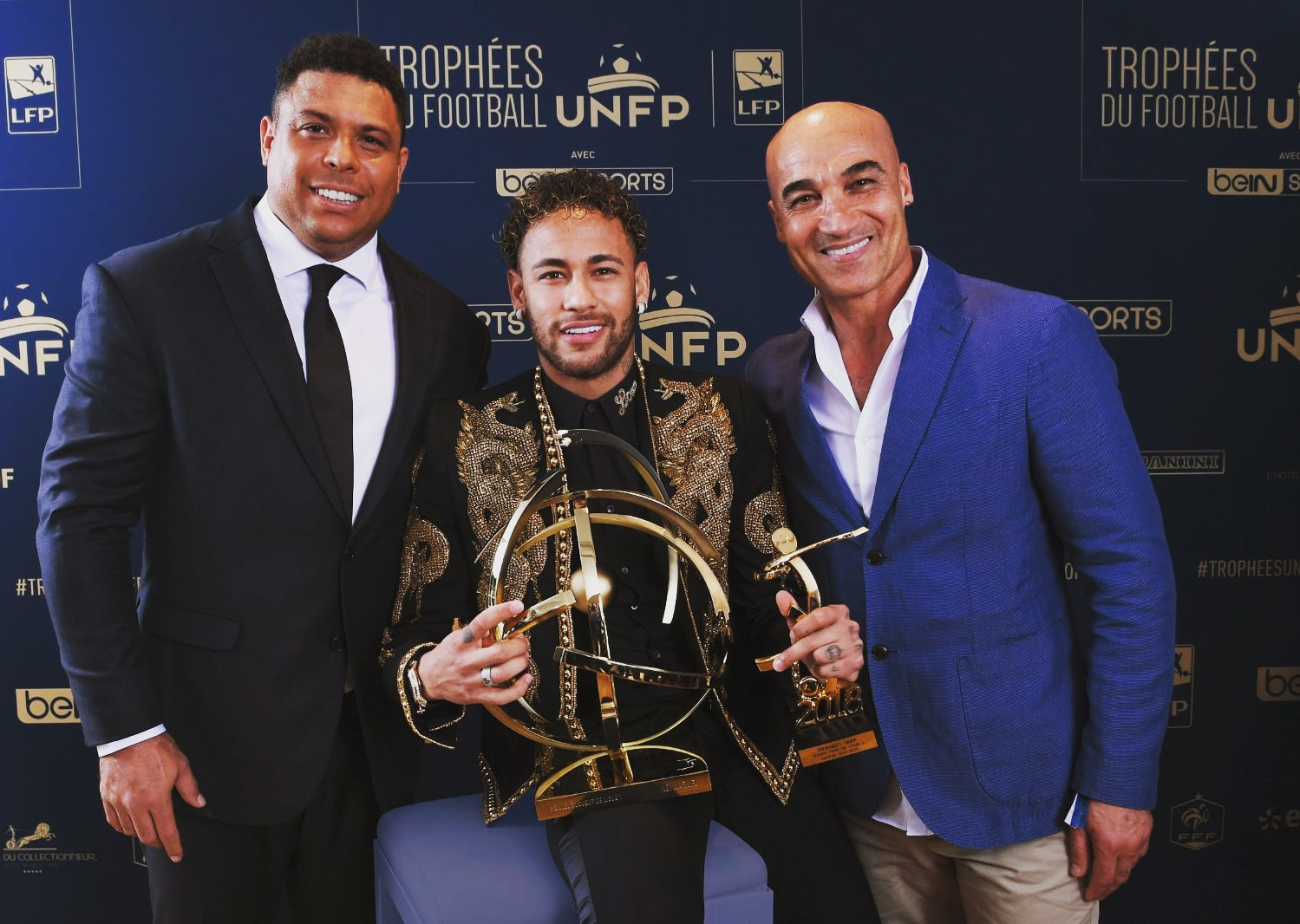 Ronaldo - Neymar - GHASS