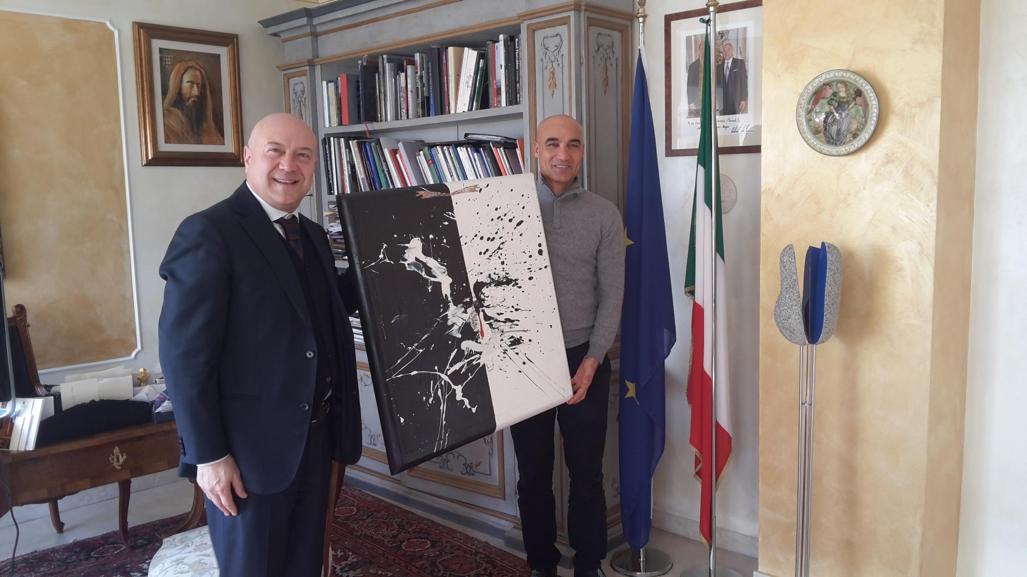 Antonio Morabito, Ambassadeur d'Italie à