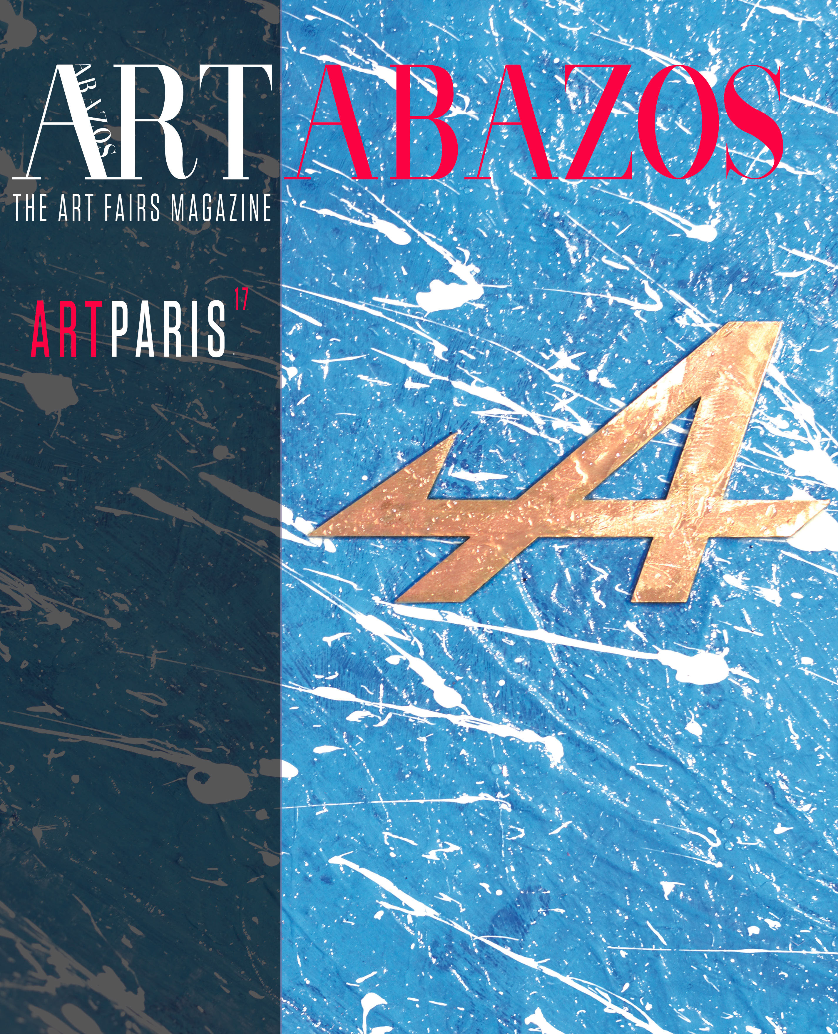 Couv ART PARIS Alpine Cover by Ghass