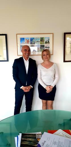 Florence Portelli, vice Présidente de la Région Ile de France