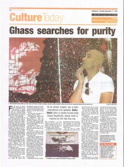 Time Out newspaper Abu Dhabi