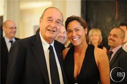 Président Chirac Expo Ghass