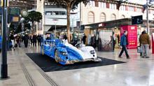 L'ALPINE A450 BY GHASS présentée à Marseille