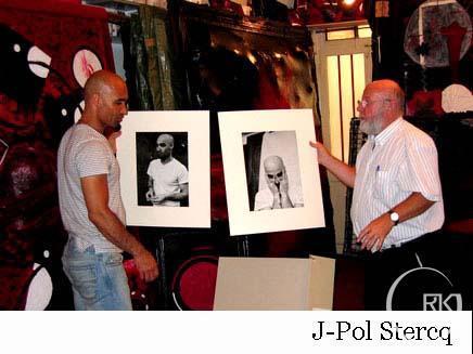 Rencontre avec Jean Pol Stercq