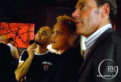Ghass- Murielle Robin- Tony Gomez