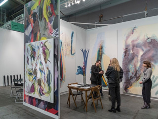 THE ARMORY SHOW : rapport 2017