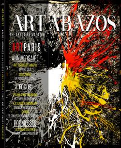 Art Paris - magazine - ghass couverture