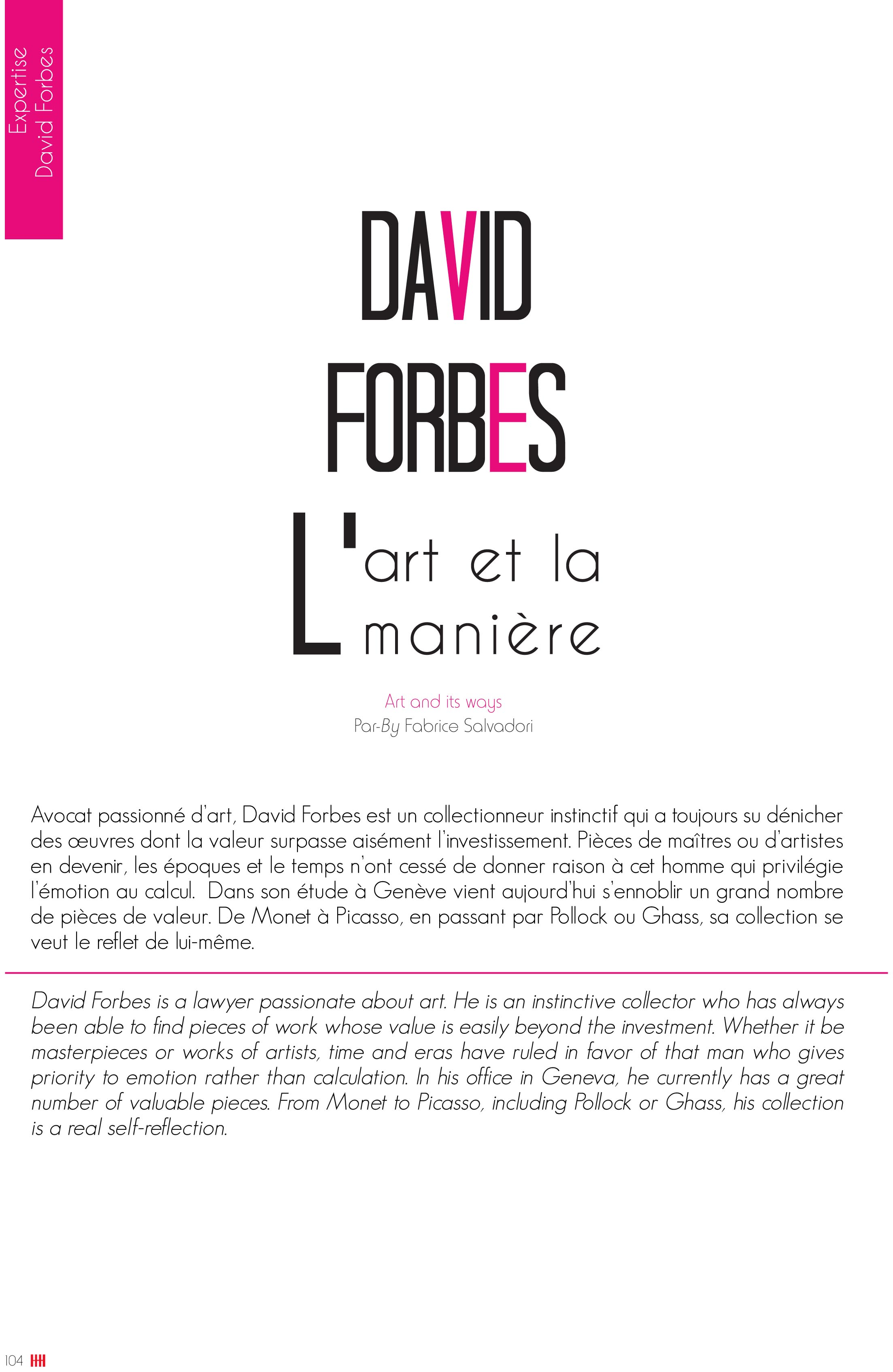 Presse GHASS - David Forbes-1