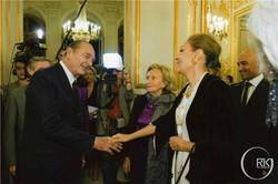 Président - Bernadette Chirac