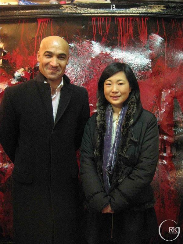 Rencontre Musée Shangai