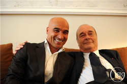Ghass - Président Jacques Chirac