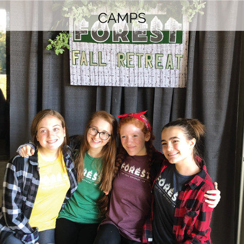 Bring us on to teach the campers about screen printing and help them print their own camp shirts together.