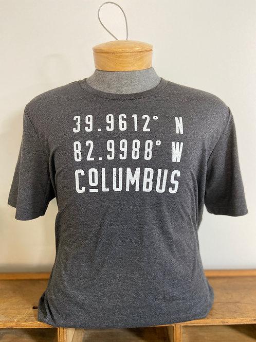 Columbus Coordinates Shirt